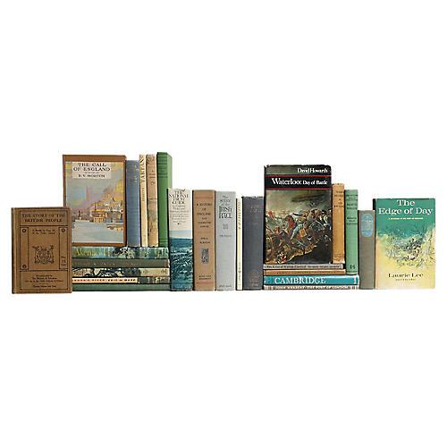 British History & Culture Book Set, S/25