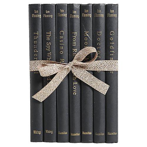 Vintage Book Gift Set: 007