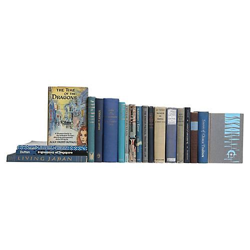 Eastern Culture Book Set, S/19