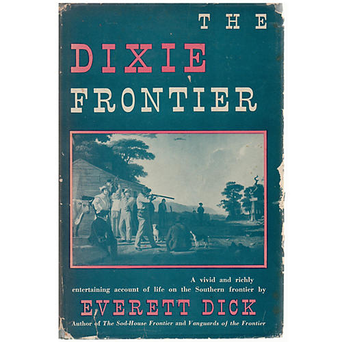 The Dixie Frontier, Signed