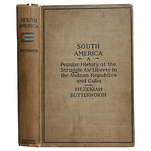 South America: Illustrated History, 1898