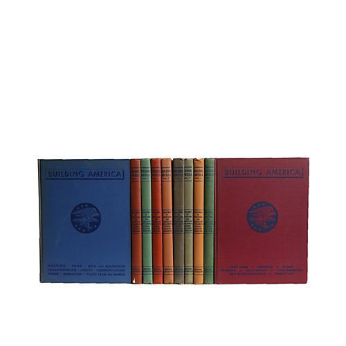 Building America Collection, 10 Vols