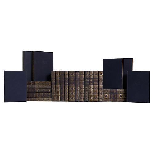 Blue Jean Classics Book Set, S/25