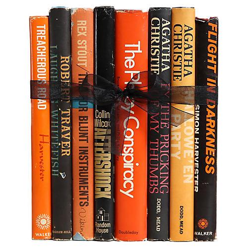 Vintage Book Gift Set: Spooky Novels