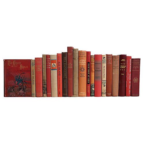 Nautical Books, S/20