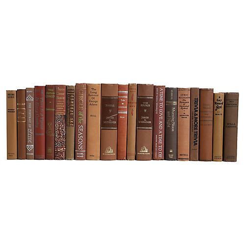 Midcentury Chocolate Readings, S/20