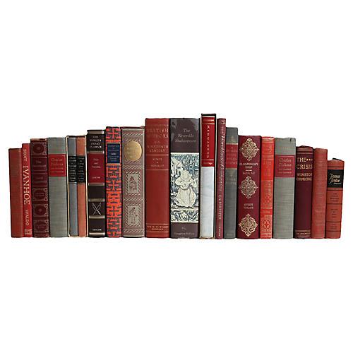 British Literature Selections, S/20