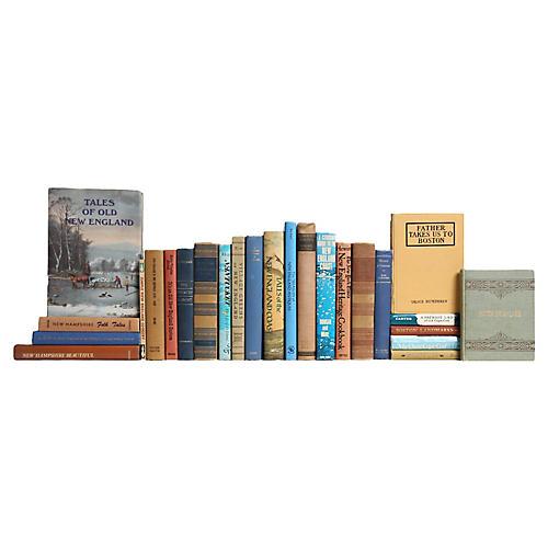 New England Books, S/25