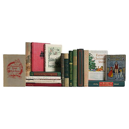 Christmas Books, S/17