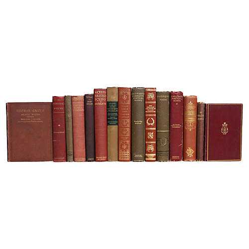 Cobblestone Poetry Books, S/15