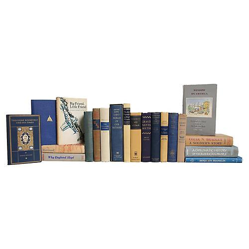 U.S. History Books, S/20
