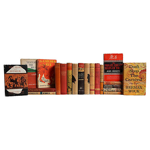 Copper Classics Book Set in Dustjacket