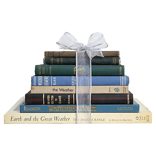 Book Gift Set: The Weather Enthusiast