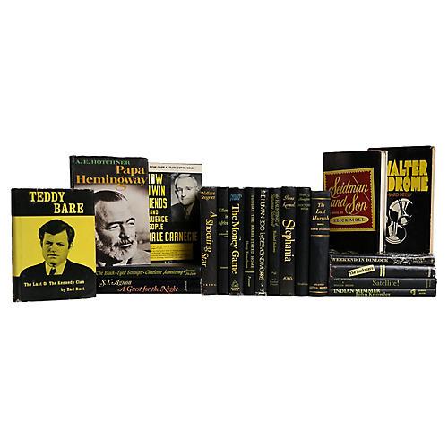 Black & Yellow Books, S/20
