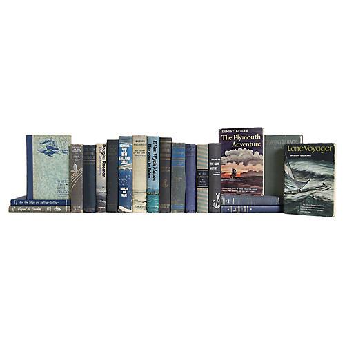 Evening Squall Nautical Books, S/20