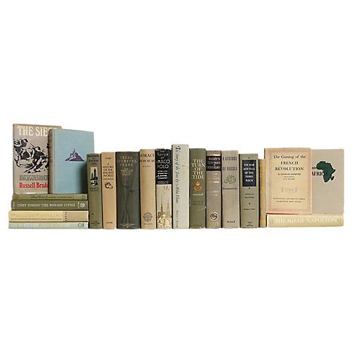 World History Books, S/20