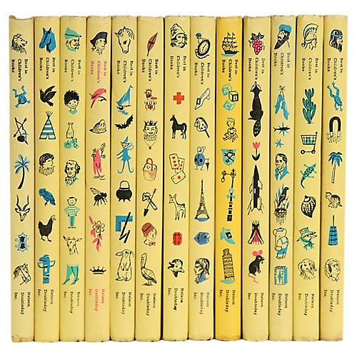 Classic Children's Stories, S/13