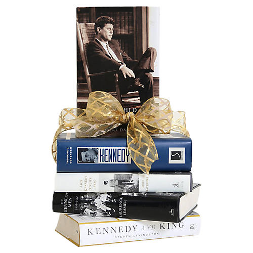 All About The Kennedy's Gift Set, S/5