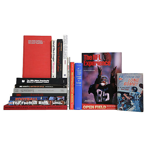 All About Football Book Collection