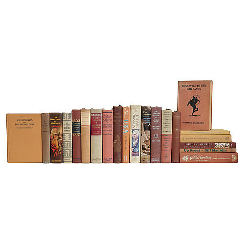 Vintage Cobblestone American History