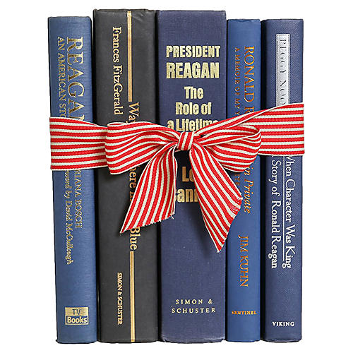 Reagan's American Story Book Gift Set