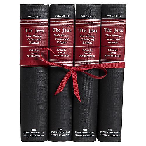 Jewish Culture Gift Set, (S/4)