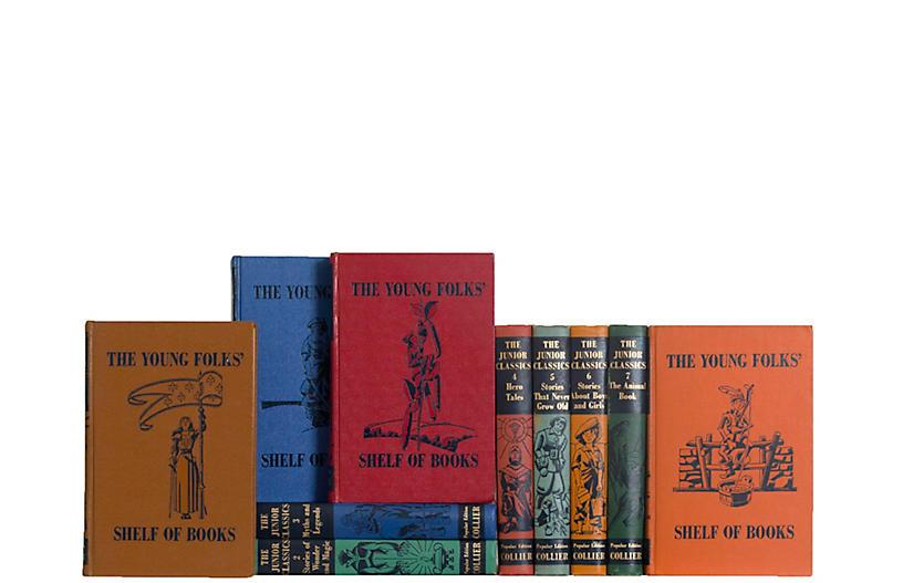 The Junior Classics Complete Set