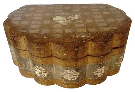 Large Florentine Box