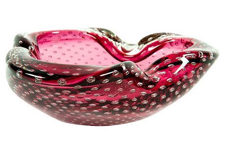 Murano Glass Dish