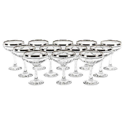 Platinum Crystal Coupes, S/12