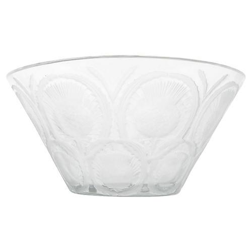 Lalique Decorative Crystal Bowl