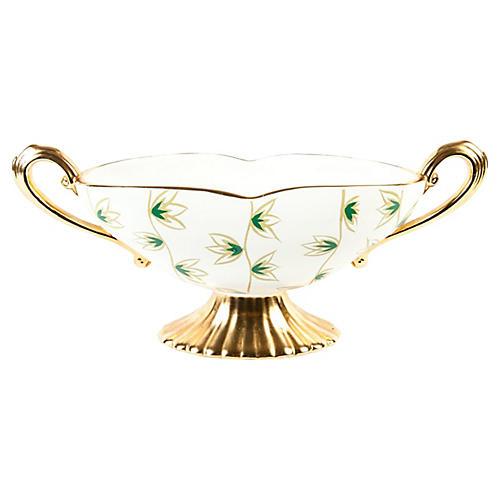 Vintage English Porcelain Dish.