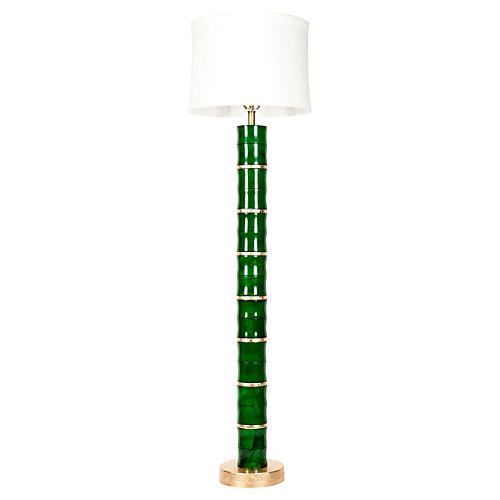 Jade Floor Lamp