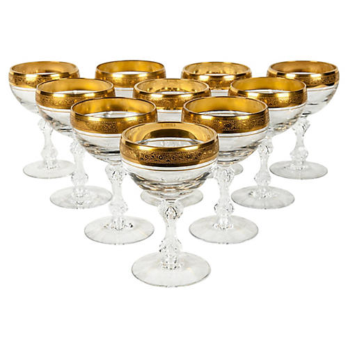 Crystal Coupes, S/10