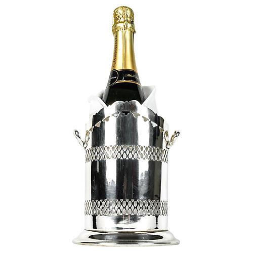 English Wine Bottle Holder