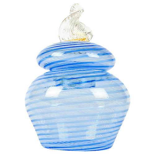 Venetian Glass Vanity Accessory