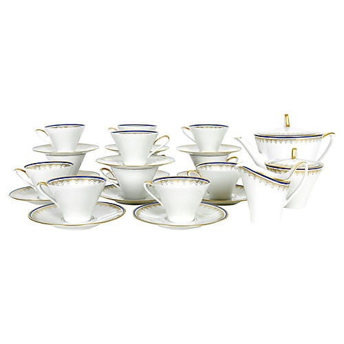 Coffee & Tea Set, Svc. for 12