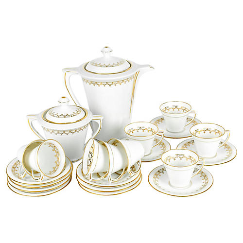 Robert Haviland Tea/Coffee Set