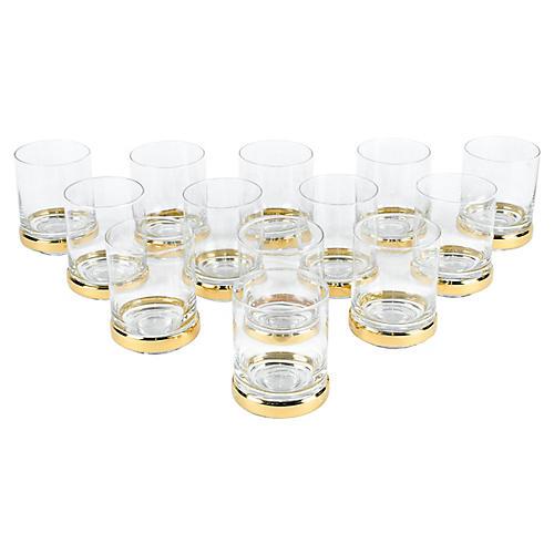 Whiskey/Scotch Glasses, S/12