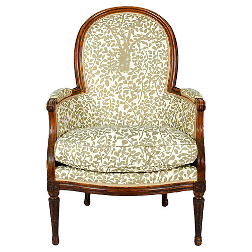 Early 19th Century Fauteuil