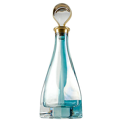 Art Deco Crystal Decanter