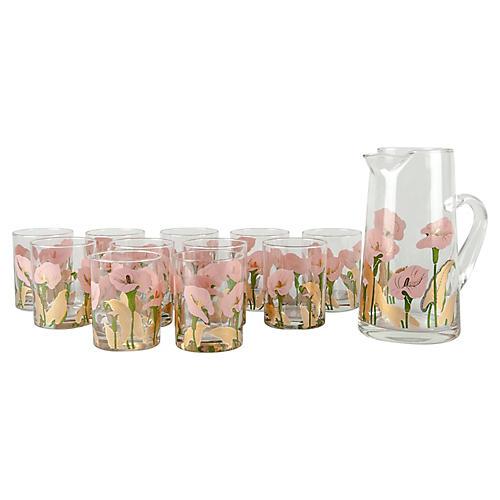 Cocktail Glassware Set, S/11