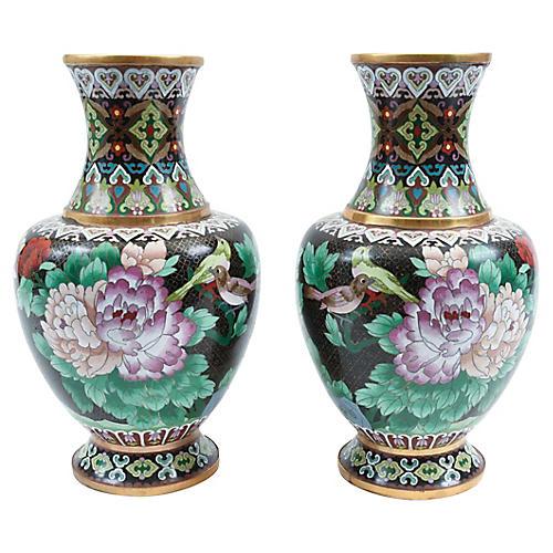 Mid-20th Century Pair Decorative Pieces.