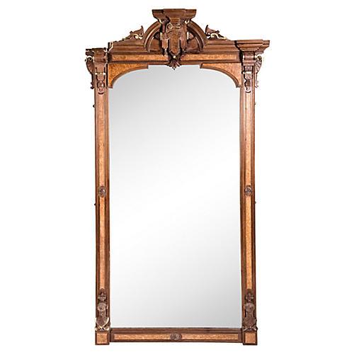 Victorian Pier Mirror