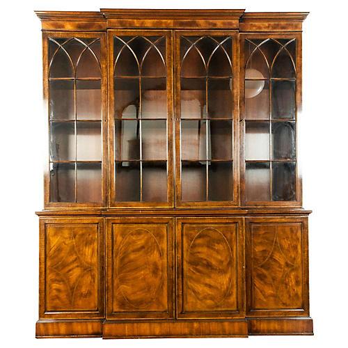 Mid-19th Century English Hutch Cabinet