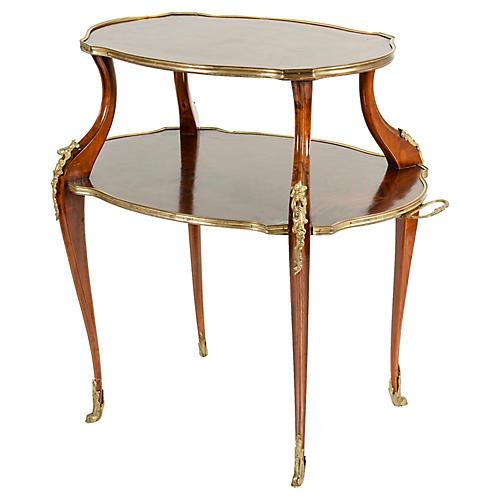 Mid-19th Century Dessert Table