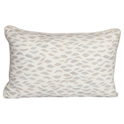 Petal Linen Pillow