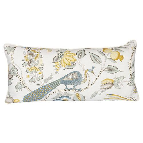 Schumacher Campagne Lumbar Pillow