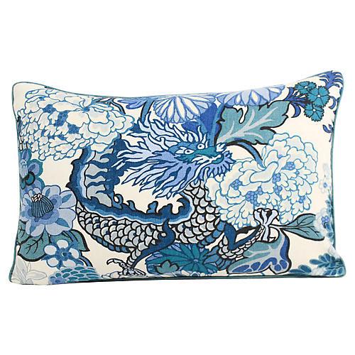 Schumacher Chiang Mai Lumbar Pillow