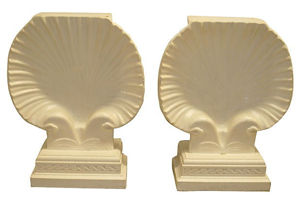 Clamshell    Console Bases, Pair